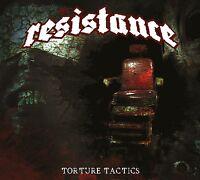 THE RESISTANCE - TORTURE TACTICS  CD NEU