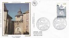 FRANCE 1995 FDC CORREZE YT 2957