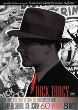 Dick Tracy Complete Serial Collection 60 Episodes 8 DVD Set
