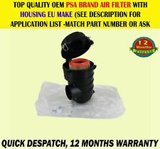 FOR PEUGEOT 306 PARTNER CITROEN BERLINGO XSARA 1.9 AIR FILTER HOUSING COMPLETE