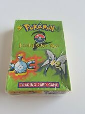 Pokemon Base Set 2 Theme Deck Sealed Lightning Bug
