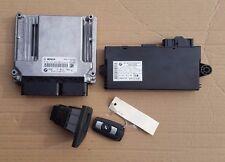 BMW 1 Series E81 E82 E87 N47 118d ECU Kit DDE, CAS3 & Key - 7 811 701