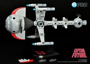 High Dream HL Pro Metaltech MT11 Captain Future's Comet Die Cast Spaceship