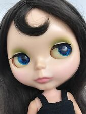 Gorgeous! 1972 Vintage Kenner Blythe Raven Wispy Bangs lovely vintage condition