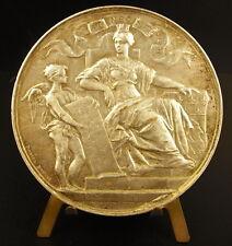Médaille intérieur & plan Église Saint-Joseph-Artisan de Paris X 1870 75mm medal