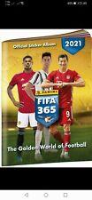 Panini FIFA 365 2020 / 2021 STICKERS, ALBUM + SET COMPLETO 449 STICKERS VERS ITA