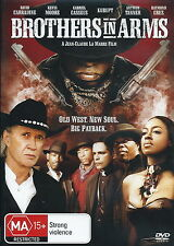 Brothers In Arms - Action / Western - David Carradine - NEW DVD
