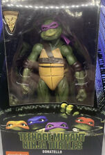 Neca Tmnt Teenage Mutant Ninja Turtles 1990 Movie 7 inch Donatello figure