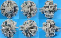 1/32 Pratt & Whitney R-1830-86 Engine Vector Resin #32-009