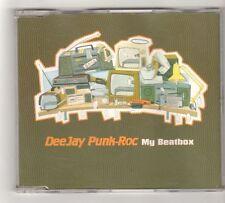 (FZ946) DeeJay Punk-Roc, My Beatbox - 1998 DJ CD