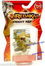 REDAKAI figurine et carte KNIGHT ASP blast x-drive figure card figurilla figuren