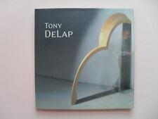 Tony DeLap Exhibit Catalog - Hard Cover - Orange County Museum of Art, 2000