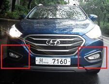Fog Dual Lamp Light For 2013+ Hyundai Tucson New IX35 Genuine OEM(Made in Korea)