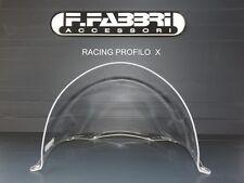 "Cupolino Fabbri ""Solo Pista"" Aprilia RSV4 1000 Mille Trasparente codice AR103 /C"