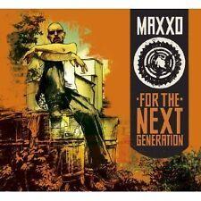 Maxxo For the Next Generation DIGIPAK 2010 RAR!