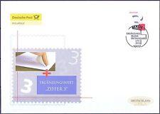 BRD 2012: Ergänzungsmarke! Post-FDC Nr. 2964 mit Berliner Ersttagsstempel! 1801