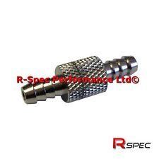 Inline Restrictor Damper Hose Joiner Mechanical Turbo Boost / Vac Gauge Psi Bar