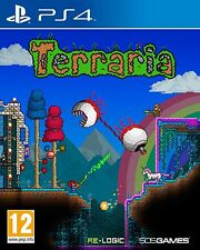 Terraria (Playstation 4) NEW & Sealed