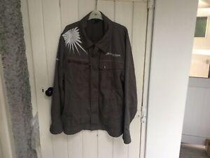 Reebok FORCE INDIA F1 team jacket (grey/XL)