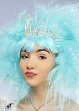 The Snow Queen Style Icicle Ice Crown