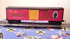 Lionel O Scale Tobacco Prince Albert Boxcar 6-7702 GIZMOTRAINS