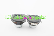 "1pcs 1.75""inch full-range speaker Bluetooth audio speaker 4ohm 5W-20W"