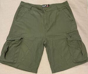 Quicksilver Mens Cargo Shorts Size 36