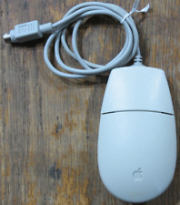 Apple Desktop Bus Mouse II ADB M2706 Macintosh SE SE30 II VGC #e