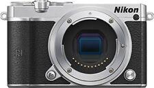 Nikon 1 J5 20.8MP Digital Camera - Silver (Only body)