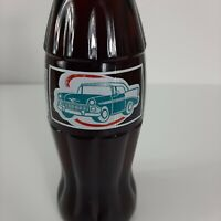 Vintage Coke Bottle Hot August Nights Reno 1994 Coca-Cola Classic Full Contents