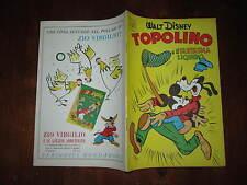 WALT DISNEY ALBO D'ORO N°30 TOPOLINO E IL FANTASMA LIQUIDO 1953