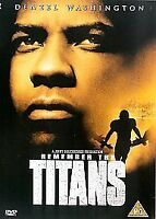 Remember the Titans [DVD] [2001], Very Good DVD, Ethan Suplee, Will Patton, Wood