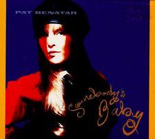 Pat Benatar - Somebody's Baby - 4 Track DigiPak CD Single Australia 1993 Promo