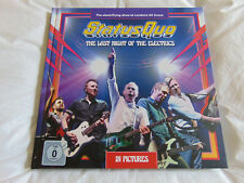 Slip Quad: Status Quo : The Last Night Of The Electrics : 2CDs DVD Blu-ray Book