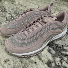 Nike Air Max 97 Particle Rose PINK GLITTER 3M AT0071-600 Women Size 12 Mens 10.5