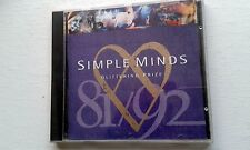 Simple Minds - Glittering Prize 1981-1992 INC LOVE SONG THE AMERICAN WATERFRONT