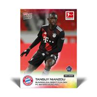 Topps Now Bundesliga 2020-21 - Card 051 - Tanguy Nianzou - Bayern München RC