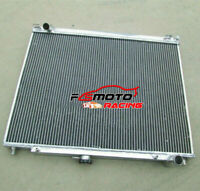 3 ROW Aluminum radiator For Pajero/Montero/Shogun NM NP NS NT 2.8 3.2 diesel V6