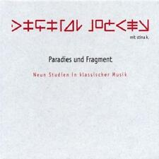 DIGITAL JOCKEY = Paradies und Fragment =9 Studien in klassischer Musik= ELECTRO!