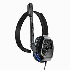 PDP Sony Afterglow LVL 1 Chat PS4 Headset - Black