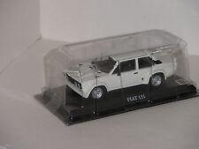 Fiat 131 Abarth in White 1/43rd Scale