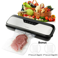 Commercial Vacuum Sealer Machine Seal a Meal Food Saver System Stainless Steel