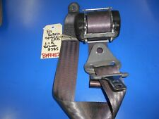 2003-2007 HOLDEN RA RODEO SPACE OR SINGLE CAB RHF SEAT BELT (REWEBBED) (BM9482)