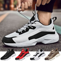 Mens Casual Running Shoes Lightweight Breathable Walking Athletic Sneakers Gym12