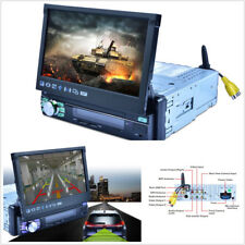 """7""""HD Quad-core Android 6.0 Vehicle GPS 3G Wifi Radio Stereo Bluetooth MP5 Player"""