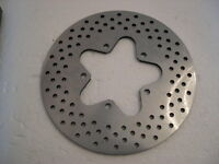 Stainless Brake Disc Harley-Davidson FLH Touring Rear 1986 to 1999 961927