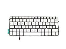 Genuine Dell XPS 13 9370 Alpine White UK Layout BACKLIT Keyboard KPJJ5 NEW