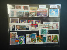 Canada 1986-87 Commemoratives (34v) (SG Between 1191-1259) Used