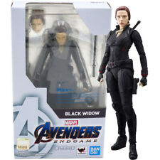 Bandai Tamashii S.H.Figuarts Marvel Avengers Endgame Black Widow Action Figure