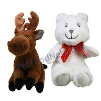 Kong Holiday Comfort Bear or Moose Toys (Free Shipping)